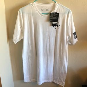Men's under armour freedom T-shirt